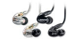 Shure - SE315 - Isolating Earphone with Vented Drivers