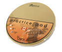 Los Cabos Drumsticks - Pactice Pad 6-Inch Diameter   Made in Canada