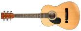 Denver - Acoustic Guitar - 3/4 Size -Left Handed - Natural