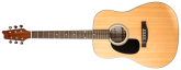Denver - Acoustic Guitar - Full Size - Left Handed - Natural