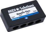 MIDI Solutions - Quadra Thru