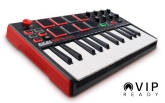 Akai - MPK Mini II - 25 Note Keyboard/Drum Pad Controller