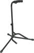 Yorkville Sound - Deluxe Universal Guitar Stand with Safety Guard - Black