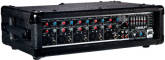 Yorkville Sound - Micromix 5-Channel Dual-Powered Mixer With Effects