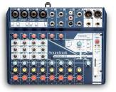 Soundcraft - Notepad 12-FX Small-Format Analog Mixer with USB I/O and Lexicon Effects