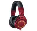 Audio-Technica - ATH-M50x Monitor Headphones - Limited Edition Red