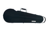 Bam Cases - Panther Hightech Contoured Viola Case - Black