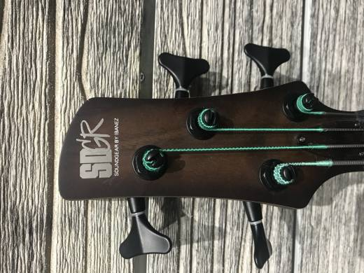 Store Special Product - IBANEZ SR4 FRETLESS BASS