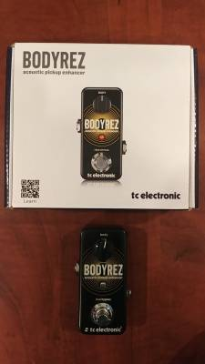 Store Special Product - TC Electronic - BODYREZ