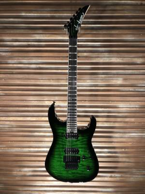 Store Special Product - Jackson Guitars DK2Q Green burst