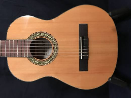 Store Special Product - Denver - DC12N-NAT 1/2 size nylon string gutiar [Blowout Sale]